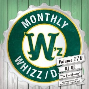 ヒップホップ・R&B・新譜・クリスブラウン・タイガ【洋楽CD・MixCD】Whizz Vol.170 / DJ Ue[M便 2/12]|mixcd24