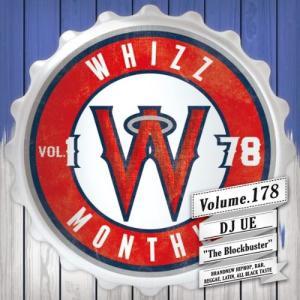 【洋楽CD・MixCD】Whizz Vol.178 / DJ Ue[M便 2/12]|mixcd24