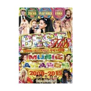 洋楽・ライブ【DVD】Best Hits Music Awa...