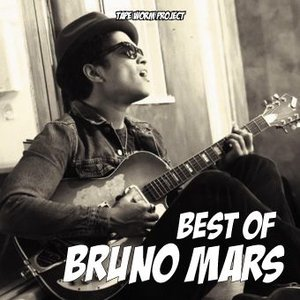 ブルーノ・マーズ・R&B・洋楽【MixCD】Best Of Bruno Mars / Tape Worm Project[M便 1/12]|mixcd24