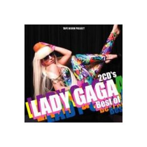 レディーガガ【MixCD】【洋楽】Best Of Lady Gaga -2CD-R- / Tape Worm Project[M便 2/12]|mixcd24