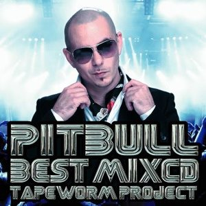 ピットブル【MixCD】Pitbull Best Mix -CD-R- / Tape Worm Project[M便 1/12]|mixcd24