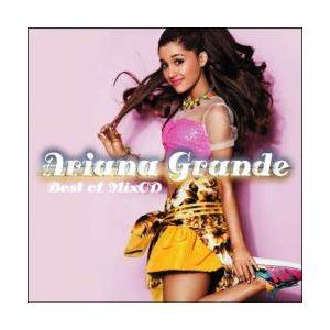 アリアナ・グランデ【MixCD】【洋楽】R&B・マライアAriana Grande Best Mix -CD-R- / Tape Worm Project[M便 1/12]|mixcd24