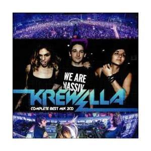 クルーウェラ・洋楽【MixCD】Krewella Complete Best Mix -2CD-R- / Tape Worm Project[M便 2/12] mixcd24