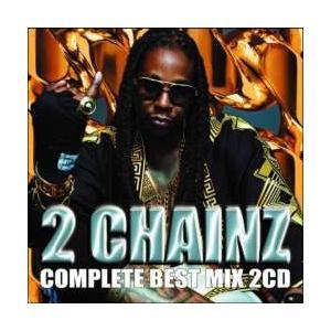 ヒップホップ・洋楽・ベスト・2チェインズ【MixCD】2 Chainz Complete Best Mix -2CD-R- / Tape Worm Project[M便 2/12]|mixcd24