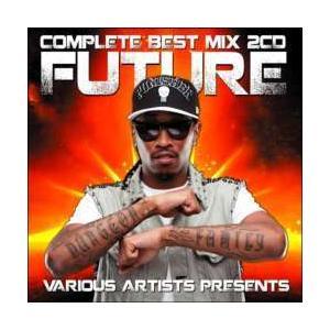 ヒップホップ・洋楽・ベスト・フューチャー【MixCD】Future Complete Best Mix -2CD-R- / Tape Worm Project[M便 2/12]|mixcd24
