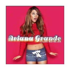 アリアナグランデ・ベスト・R&B・洋楽【MixCD】Ariana Grande Complete Best Mix -2CD-R- / Tape Worm Project[M便 2/12]|mixcd24