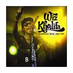 ウィズ・カリファ・洋楽【MixCD】Wiz Khalifa Complete Best Mix -2CD-R- / Tape Worm Project[M便 2/12]【MixCD24】