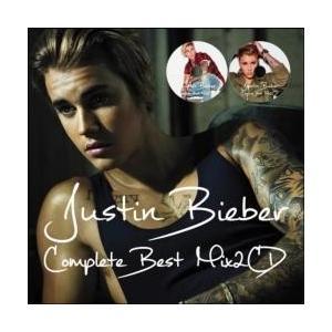 ジャスティン・ビーバー【MIX CD】Justin Bieber Complete Best Mix -2CD-R- / Tape Worm Project[M便 2/12]|mixcd24