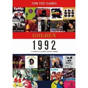 【洋楽 DVD】Golden 1992 / Funk Fuzz Classics[M便 6/12]|mixcd24