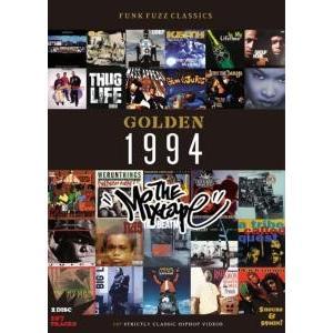 【洋楽 DVD】Golden 1994 / Funk Fuzz Classics[M便 6/12]|mixcd24