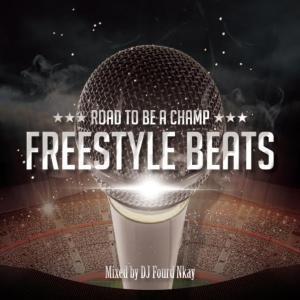 インスト・フリースタイルダンジョン【CD・MIX CD】Freestyle Beats / DJ Fourd Nkay[M便 1/12]|mixcd24