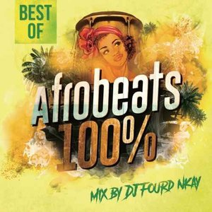 【洋楽 CD・MixCD】Afrobeats 100% / DJ Fourd Nkay[M便 1/12] mixcd24