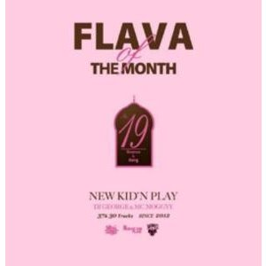 ク【洋楽 MixCD】Flava Of The Month Vol.19 / New Kid'n P...
