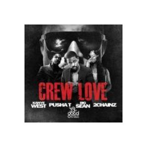 【MixCD】【洋楽】ヒップホップCrew Love / G.O.O.D. Music Edition[M便 1/12]|mixcd24