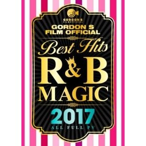 【洋楽DVD・MixDVD】R&B Magic 2017 / Gordon S Film[M便 6/12]|mixcd24