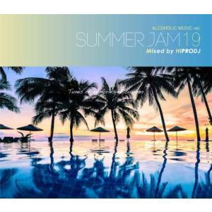 【洋楽CD・MixCD】【特典CD-Rつき】Alcoholic Music ver. Summer Jam 19 / Hiprodj[M便 2/12]