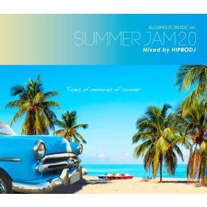 R&B サマー 夏 大人用 オシャレ 癒し 洋楽CD MixCD Alcoholic Music ver. Summer Jam 20 / Hiprodj[M便 2/12] mixcd24
