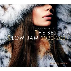 2020 スロウジャム R&B ベスト 人気シリーズ DJミックス 洋楽CD MixCD Alcoholic Music Ver. The Best Of Slow Jam 2020-2021 / Hiprodj[M便 2/12]|mixcd24