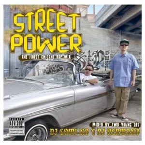 正統派 チカノラップ ウエッサイ ウエストコースト 洋楽CD MixCD Street Power / DJ Hermano & DJ Comi-No[M便 1/12]|mixcd24