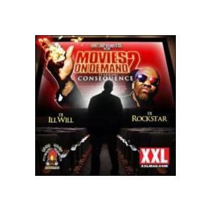 【MixCD】【洋楽】Movies On Demand #2 -Consequence- / DJ Ill Will & DJ Rockstar[M便 1/12]|mixcd24