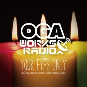 【CD・MixCD】Oga Works Radio Mix Vol.4 -Your Eyes Only- / Jah Works[M便 1/12] mixcd24