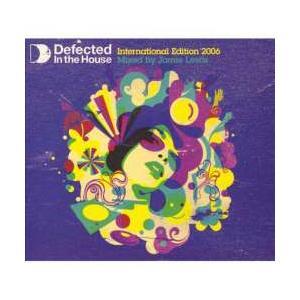 ハウス・洋楽【MixCD】Defected In The House -International Edition 2006- / Jamie Lewis[M便 5/12] mixcd24