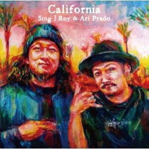 【CD】California / Sing J Roy & Ari Prado[M便 1/12]