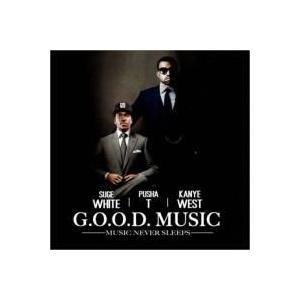 【MixCD】【洋楽】Music Never Sleeps / Pusha T、Kanye West & Suge White[M便 1/12]|mixcd24