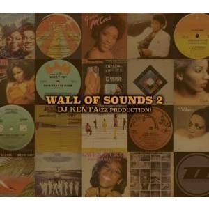 【洋楽 MixCD】Wall Of Sounds 2 / DJ Kenta (ZZ Production)[M便 1/12]|mixcd24