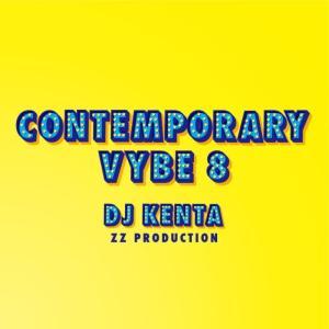 オルタナティブR&B DJケンタ 洋楽CD MixCD Contemporary Vybe 8 / DJ Kenta (ZZ Production)[M便 1/12] mixcd24