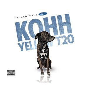 【CD・MixCD】Yellow Tape 4 / Kohh[M便 1/12]|mixcd24