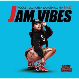 レゲエ ダンスホール 【洋楽CD・MixCD】Jam Vibes Vol.11 / Rocket Launcher mixed by Taishi[M便 2/12]