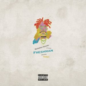 "【CD・MixCD】Manhattan Records presents ""Freshman"" / mixed by MARZY[M便 2/12]