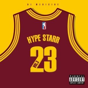新譜【洋楽CD・MixCD】Hype Starr Vol.3 / DJ Medicine[M便 1/12] mixcd24