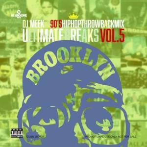 ヒップホップ DJミーク 90年代 黄金期 永久保存版 洋楽CD MixCD Ultimate Breaks Vol.5 / DJ Meek[M便 2/12] mixcd24