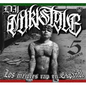 【CD・MixCD】Los Mejores Rap En Espanol Vol.5 / DJ Mikistyle[M便 2/12] mixcd24