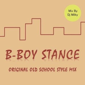 ヒップホップ・ブレイクダンス【洋楽CD・MixCD】B-Boy Stance (Brown) / DJ Milky[M便 1/12]|mixcd24|01