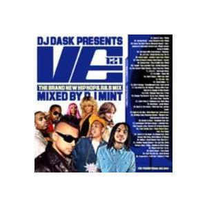 【MixCD】【洋楽】DJ DASK Presents VE121 / DJ Mint <VECD-21>[M便 2/12]|mixcd24