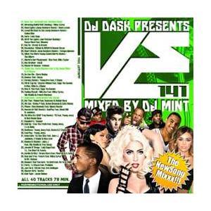 ヒップホップ・R&B・洋楽・ニーヨ【MixCD】DJ DASK Presents VE141 / DJ Mint[M便 2/12]|mixcd24