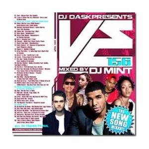 【MixCD】DJ DASK Presents VE156 / DJ Mint[M便 1/12]【MixCD24】|mixcd24