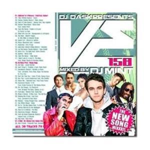 最新・洋楽【MixCD】DJ Dask Presents VE158 / DJ Mint[M便 2/12]|mixcd24