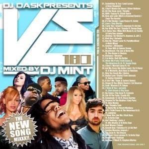 【洋楽CD・MixCD】DJ Dask Presents VE180 / DJ Mint[M便 2/12]|mixcd24