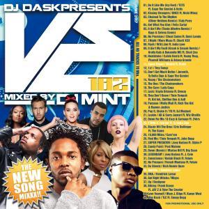 【洋楽CD・MixCD】DJ DASK Presents VE182 / DJ Mint[M便 2/12]|mixcd24