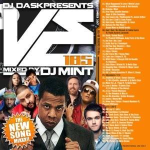 【洋楽CD・MixCD】DJ Dask Presents VE185 / DJ Mint[M便 2/12]|mixcd24