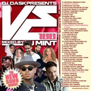 【洋楽CD・MixCD】DJ Dask Presents VE188 / DJ Mint[M便 2/12]|mixcd24