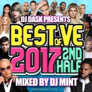 【洋楽CD・MixCD】DJ Dask Presents Best Of VE 2017 2nd Half / DJ Mint[M便 2/12]|mixcd24