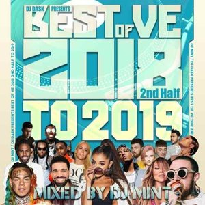 【洋楽CD・MixCD】DJ Dask Presents Best Of VE 2018 2nd Half To 2019 / DJ Mint[M便 2/12] mixcd24