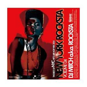ヒップホップ・洋楽・ジェイZ【MixCD】New York Rockstar Vol.4 / DJ Mitch[M便 1/12]|mixcd24