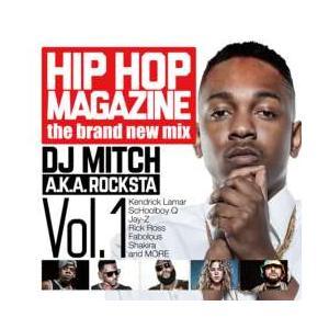 ヒップホップ・洋楽・ジェイ-Z【MixCD】Hip Hop Magazine Vol.1 -The Brand New Mix- / DJ Mitch a.k.a. Rocksta[M便 2/12]|mixcd24